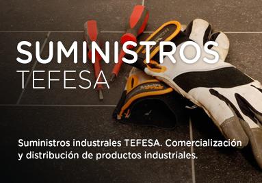 Venta y Distribución Productos Industriales TE.FE., S.A.